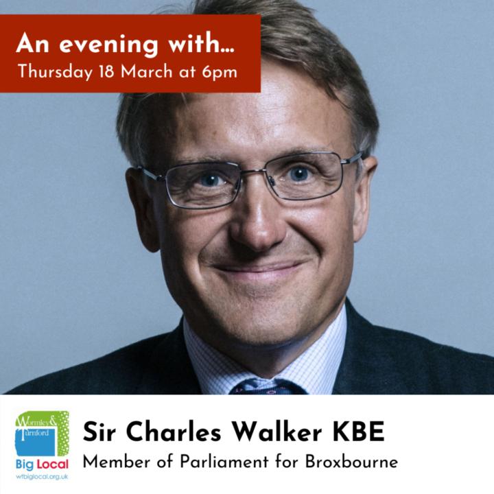 Sir Charles Walker KBE