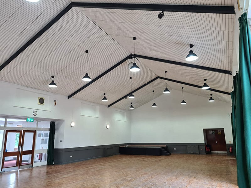 wormley community centre room