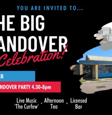 Handover Celebration